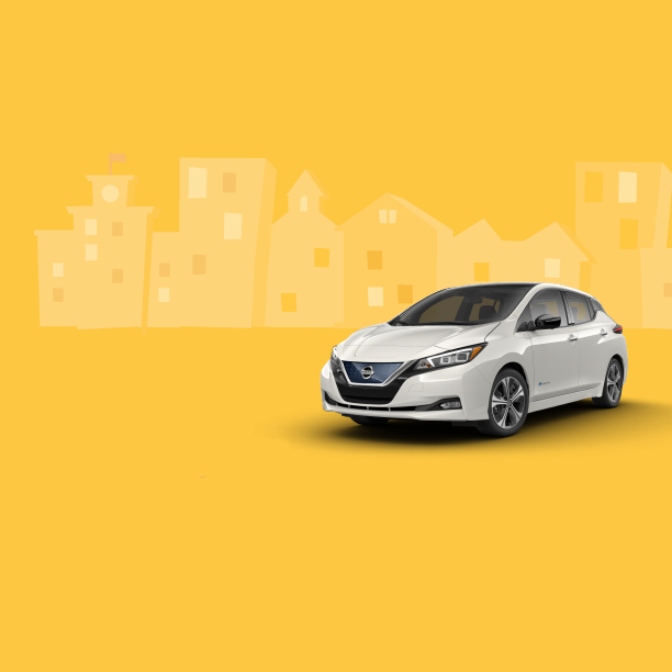 Make your next car 100% electric with a Nissan Leaf rebate from your #Public Power utility